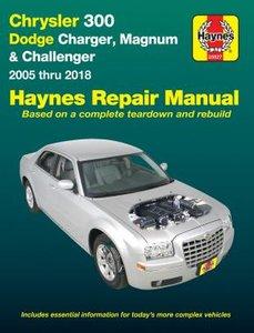 Chrysler 300 (2005-2018), Dodge Charger (2006-2018) & Magnum (2005-2008)