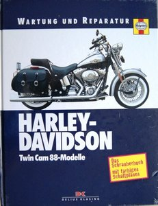 Harley Davidson TwinCam 88-Modelle (1999-2003)