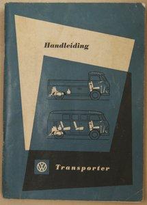 VW Transporter T1 Februari 1962