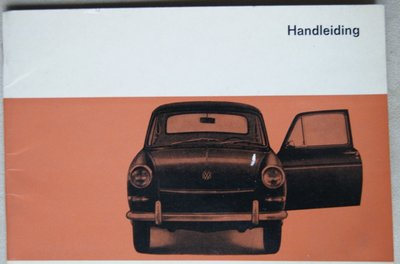VW 1600 TL, 1600 L, 1600 A, 1600 Variant Augustus 1966