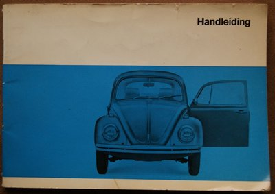 VW 1200 / 1300 / 1500  Augustus 1969
