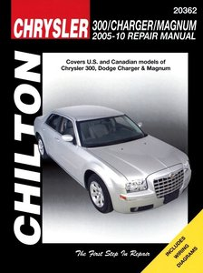 Chrysler 300/Charger/Magnum for 2005-10 (Does not include information specific to SRT8, diesel engine or all-wheel drive models)