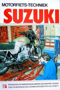 Suzuki GSX1000SD/1100SZ GSX/GS1000SZ & GSX/GS1100/ED/ESD/ET/EX/EZ/LT/SD/T  1984
