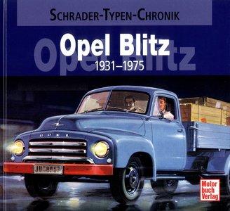 Opel Blitz - 1931 - 1975 / GRATIS VERZENDEN IN NL !!