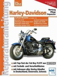 Harley Davidson Softail-Modelle / Modelljahre 2000 bis 2004 / AANBIEDING !!