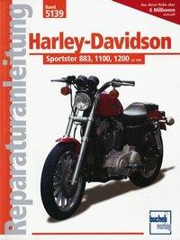 Harley Davidson Sportster XLH 883, 1100, 1200 ab Modelljahr 1986 / AANBIEDING !!