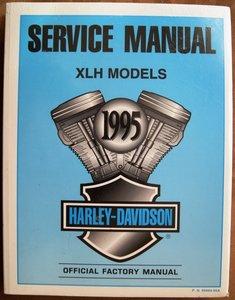 Harley Davidson XLH Models 1995