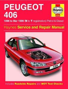 Peugeot 406 Petrol and Diesel (96 - Mar 99)