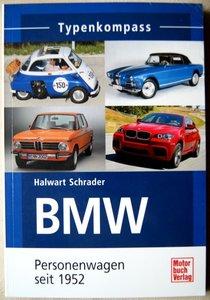 BMW Personenwagen seit 1952 / stuur een email