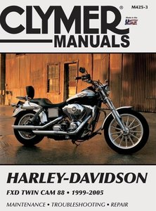Harley Davidson FXD Twin Cam 88 1999-2005 M425-3