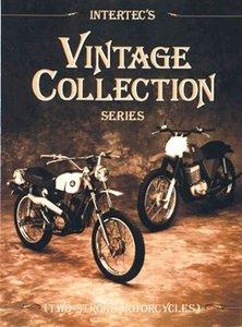 Vintage Two-Stroke Motorcycles VCS2. Clymer Manuals Vintage Collection Allstate, Benelli, Bridgestone, Broncco, BSA, Bultaco, Ducati, Garelli, Hodaka, Honda, Harley-Davidson, Kawasak