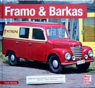 Framo & Barkas - DDR-Lieferwagen 1949-1990
