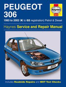 Peugeot 306 Petrol & Diesel (93 - 02)