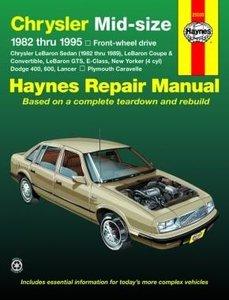 Chrysler Mid-size FWD (1982-1995)