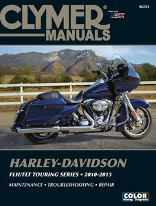 Harley Davidson FLH-FLT Touring Series 2010-2013 M253 / AANBIEDING !!