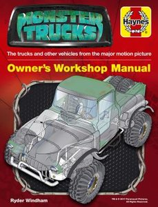 Monster Trucks Manual