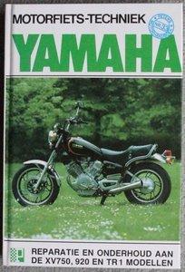 Yamaha XV750, 920 en TR1 ( Virago ) modellen