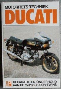 Ducati 750/860/900 V-Twins (71 - 77)
