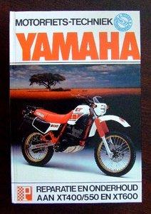 Yamaha XT400/550 EN XT600  1985
