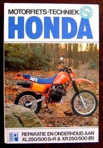 Honda XL250/500 S+R & XR250/500 (R) (78 - 84)