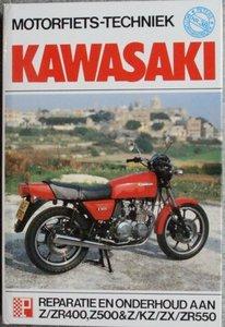 Kawasaki Z/ZR400, Z500 & Z/KZ/ZX/ZR550 (80 - 84)