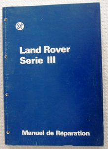 Land Rover Serie III 1978