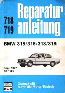 BMW 315/316/318/318i  1977-1982