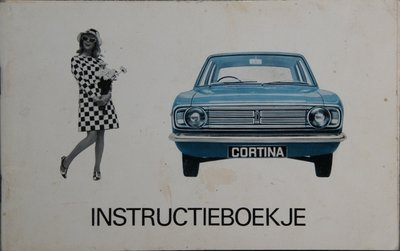 Ford Cortina 1966 + supplement 1968