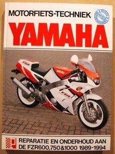 Yamaha FZR600, 750 & 1000  (89 - 94)