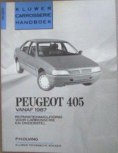 Peugeot 405 Vanaf 1987