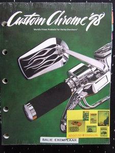 Harley Davidson, Custom Chrome 1998
