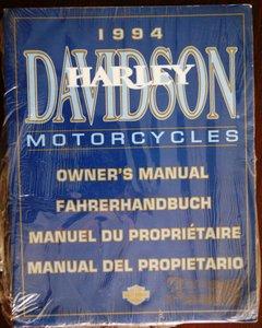Harley Davidson Motorcycles 1994