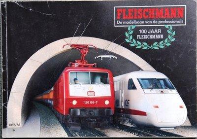 Fleischmann, De modelbaan van de professionals