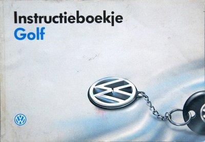 VW Golf 1991