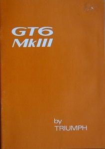 Triumph GT6 MkIII 1973