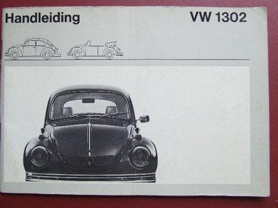 VW Kever 1200/1300 1971