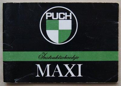 Puch Maxi  1979  (incl. verzendkosten)