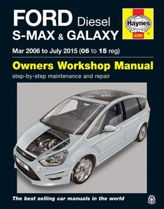 Ford S-MAX & Galaxy Diesel (Mar 06 - July 15)