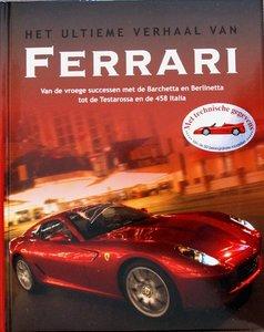 Ferrari, Het ultieme verhaal / UIT VOORRAAD LEVERBAAR + GRATIS VERZENDEN IN NL !!
