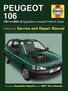 Peugeot 106 Petrol & Diesel (91 - 04)