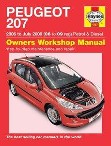Peugeot 207 Petrol & Diesel (06 - July 09) AANBIEDING gratis verzenden !!