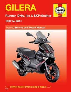 Gilera Runner, DNA, Ice & SKP/Stalker 1997 - 2011 / AANBIEDING + GRATIS VERZENDEN IN NL !!