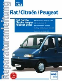 Fiat Ducato / Citroën Jumper / Peugeot Boxer (1994-2002) AANBIEDING + GRATIS VERZENDEN !!