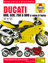 Ducati 600, 620, 750 and 900 2-valve V-Twins 1991 - 2005