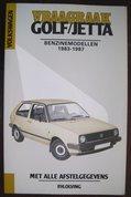 VW-Golf-Jetta-Benzinemodellen-plus-alle-afstelgegevens-1983-1987