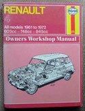 Renault-4-603cc-748cc-845cc-1961-1972