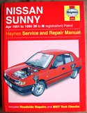 Nissan-Sunny-(H-to-N-registration)-Petrol-1991-1995